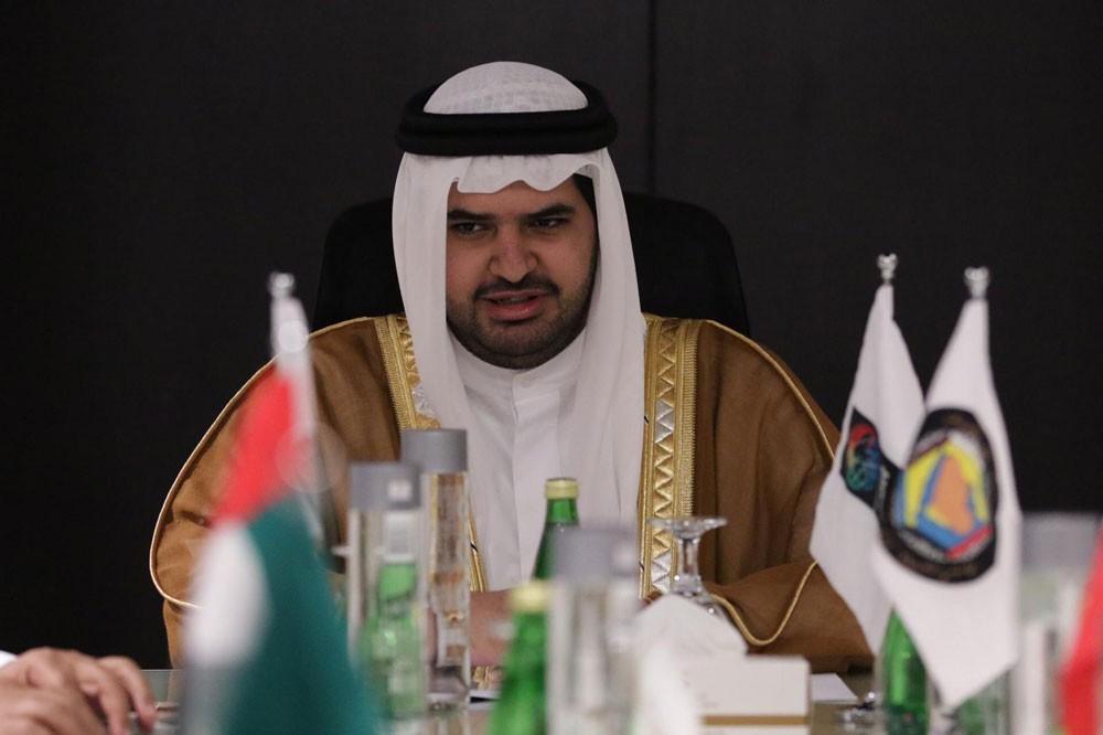 سمو الشيخ عيسى بن علي يطالب الاتحادات الخليجية بكلمة موحدة