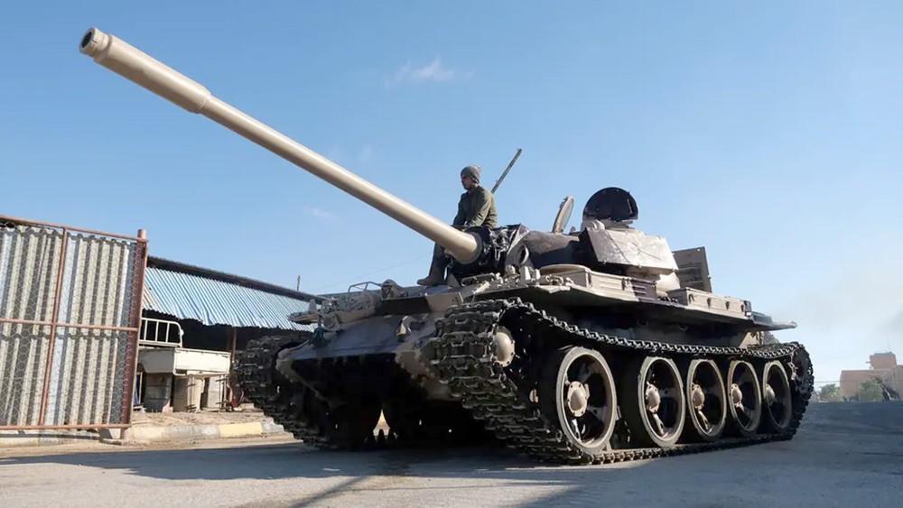 """ليبيا.. الجيش يسقط طائرة ثانية لـ""""الوفاق"""""""