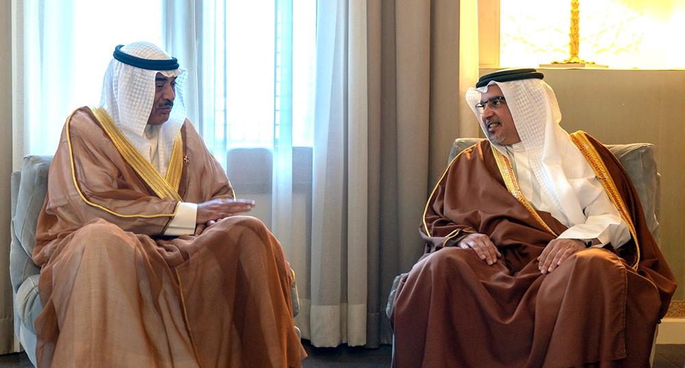 نائب جلالة الملك: البحرين تواصل البناء على ما تحقق من شراكة متينة مع الكويت ودفعها لمسارات متقدمة