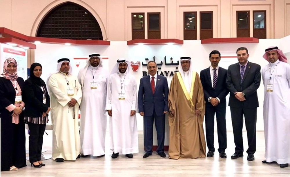 الوزير خلف: رعاية سمو رئيس الوزراء لمعرض الخليج أكبر دعم لقطاع العقار
