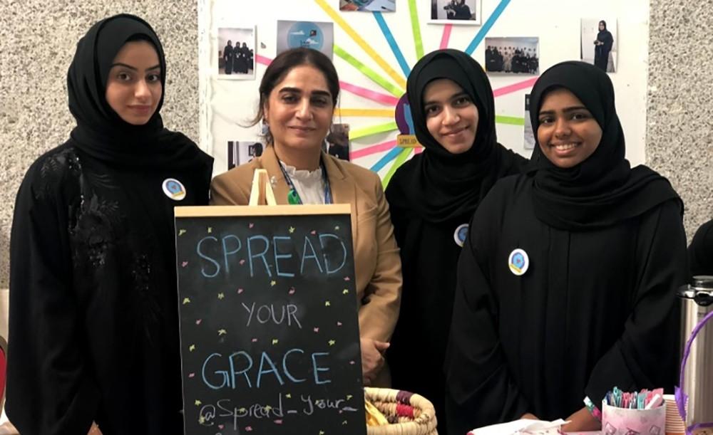 د. خلف: مشروع (كسب) يدمج طلبة جامعة البحرين بالمجتمع بطرق مستدامة وغير تقليدية