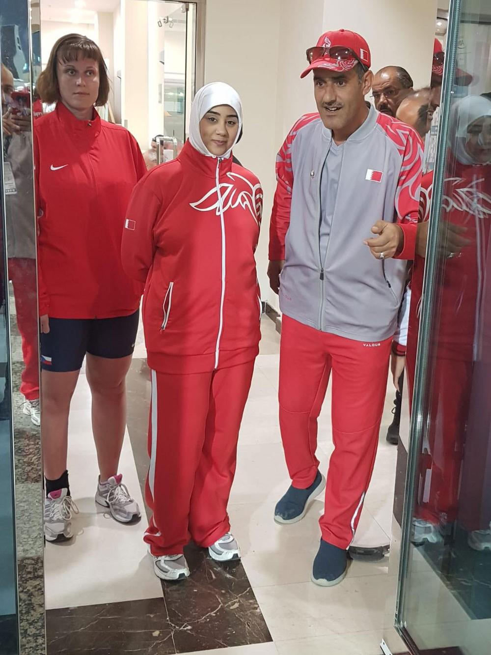بطولة المغرب الدولية لذوي العزيمة تنطلق بمشاركة 330 لاعب يمثلون 33 بلدا
