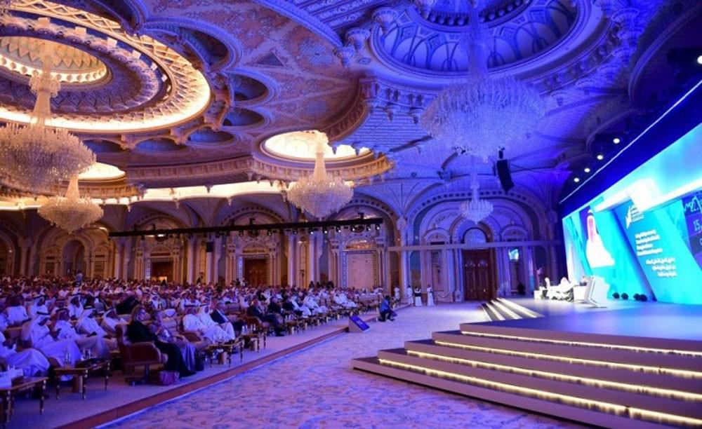 بدء أعمال الدورة الأولى لمؤتمر القطاع المالي في الرياض
