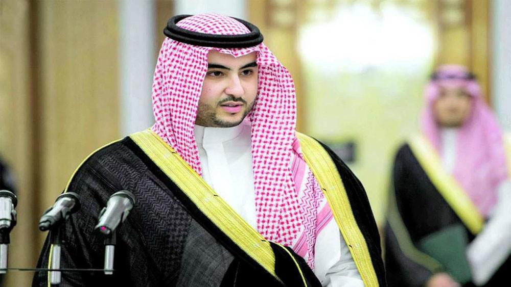خالد بن سلمان: ماضون في التصدي للإرهاب والتطرف