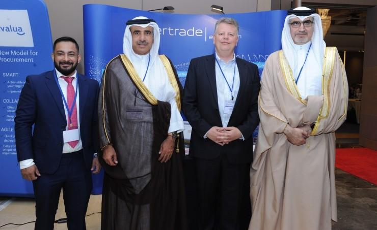 رئيس مجلس المناقصات يرعى فعاليات مؤتمر الشرق الأوسط للمشتريات