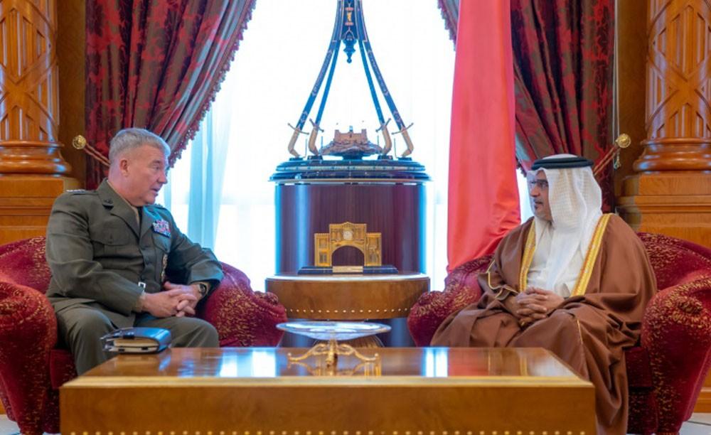 نائب جلالة الملك: علاقات التعاون مع أمريكا تستند إلى أسس راسخة من التاريخ الممتد