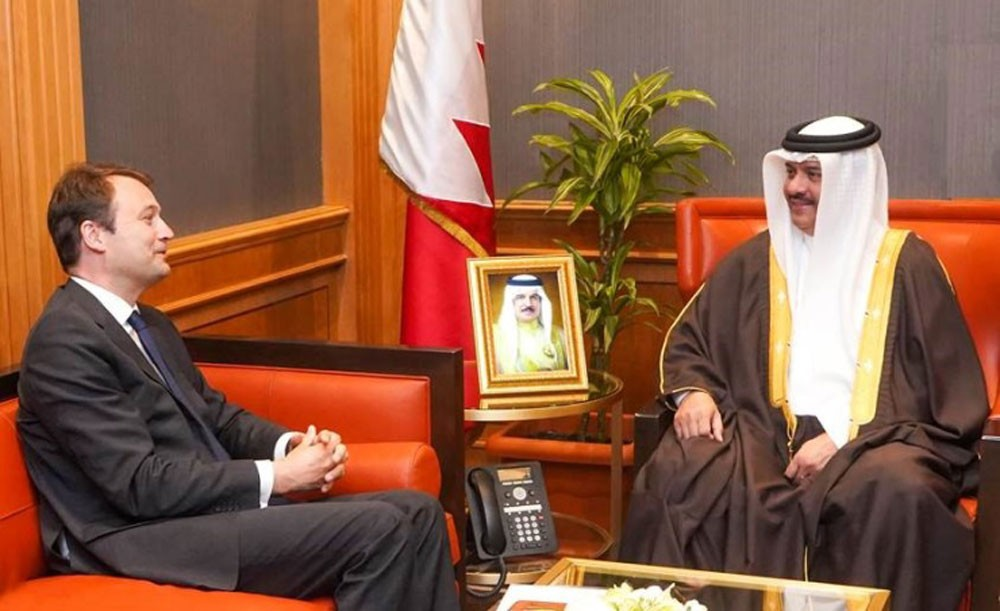 مساعد وزير الخارجية يستقبل مدير إدارة الشرق الأوسط بخارجية هولندا