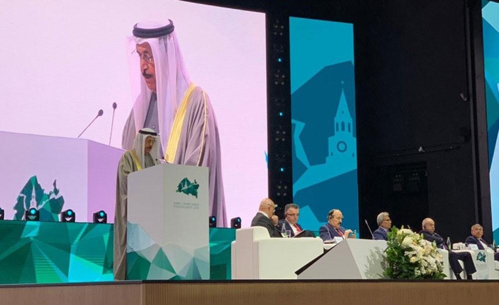 عبدالرحمن بن محمد يشارك في قمة قازان الاقتصادية بين روسيا والعالم الإسلامي