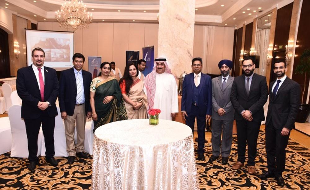طيران الخليج تزور الهند لكشف النقاب عن سلسلة من المبادرات التجارية