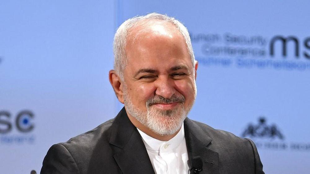 ظريف: لا أعتقد أن ترمب يريد حرباً مع إيران