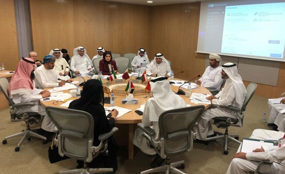 فريق عمل مشروع للنقل البري بين دول مجلس التعاون يعقد اجتماعه