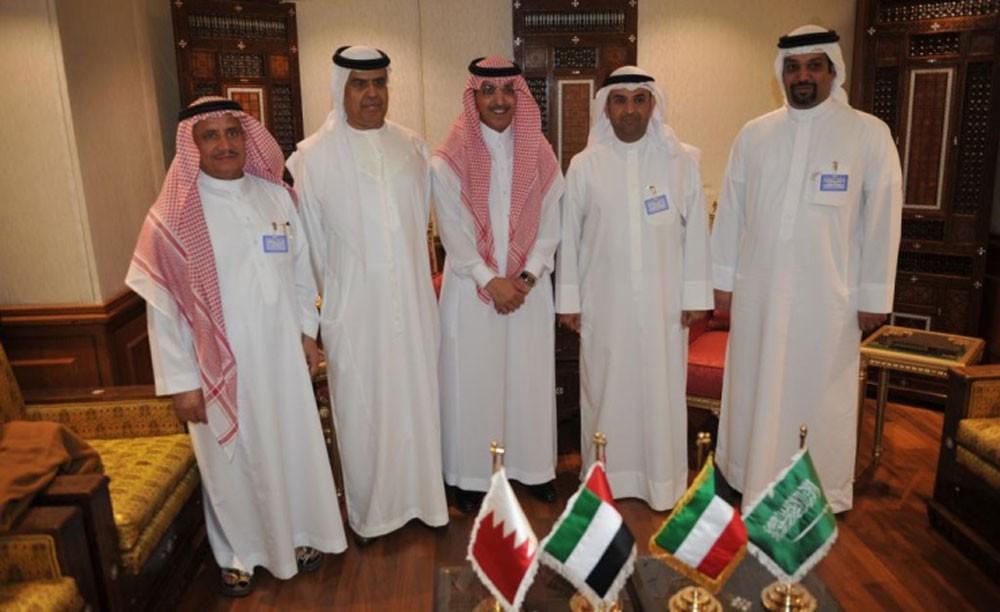 وزراء مالية السعودية والامارات والكويت والبحرين يجتمعون