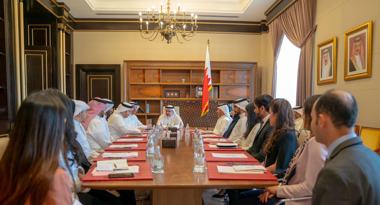 نائب جلالة الملك: مواصلة الاستثمار في الشباب بتمكينهم وخلق البيئة المحفزة
