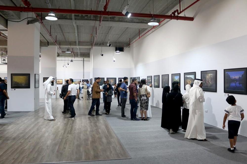 جمعية البحرين للمصورين تقيم معرضها الاول