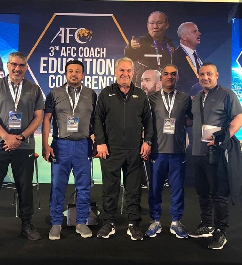 الأنصاري يشارك في مؤتمر مدراء التعليم بالاتحاد الآسيوي