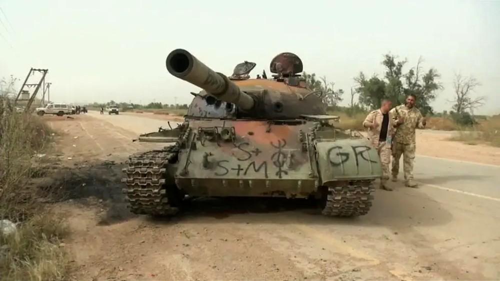 سلطات شرق ليبيا تندّد بتدخل تركيا: يهدّد أمن المنطقة