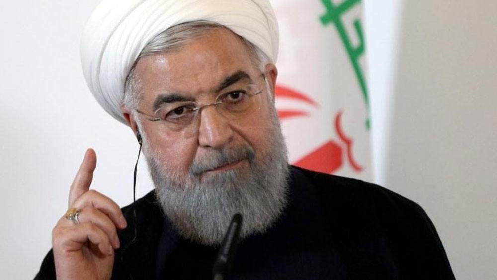 روحاني: لدينا 6 طرق لتصدير النفط لا تعرفها أميركا