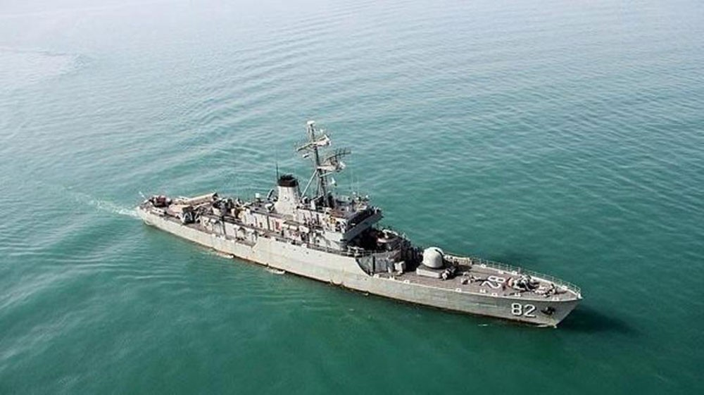 السفينة قبالة مصراتة إيرانية ومدرجة بالعقوبات