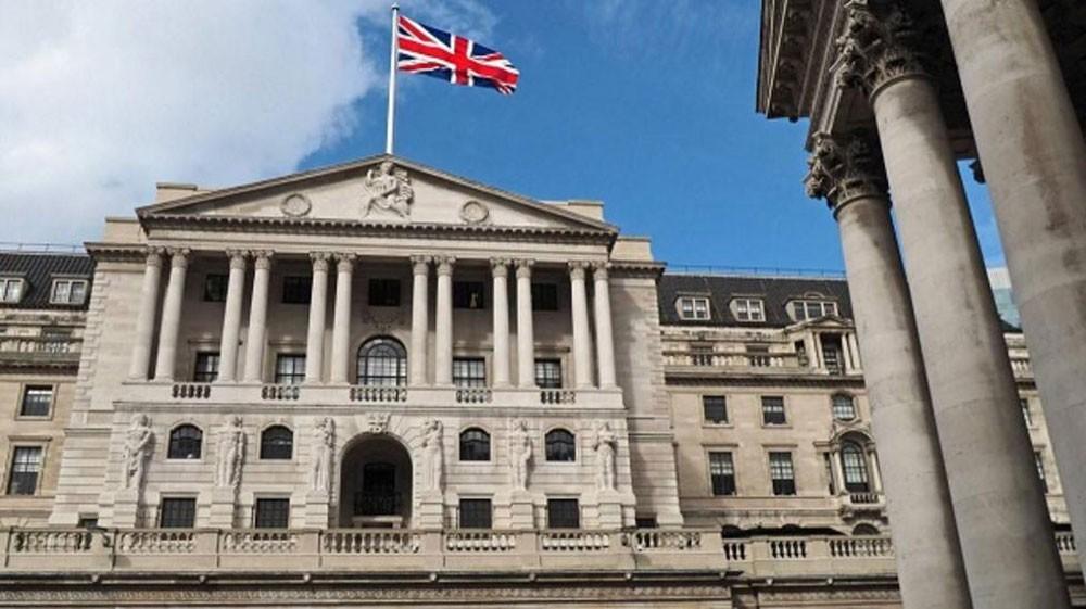 بنك انكلترا المركزي يبقي على أسعار الفائدة دون تغيير عند 0.75%