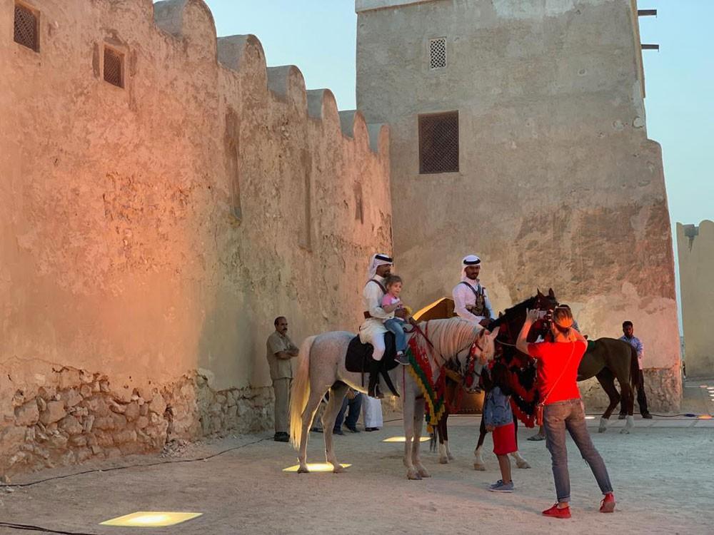مهرجان التراث السنوي يحيي ذاكرة الحرف والصناعات التقليديّة البحرينية