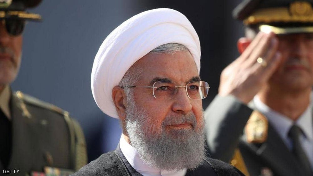 روحاني يدعو لتعزيز الصادرات غير النفطية لمواجهة العقوبات