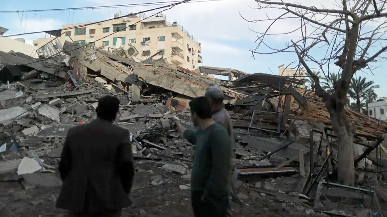 الجيش الإسرائيلي يصعد: الهجوم على غزة مستمر لأيام