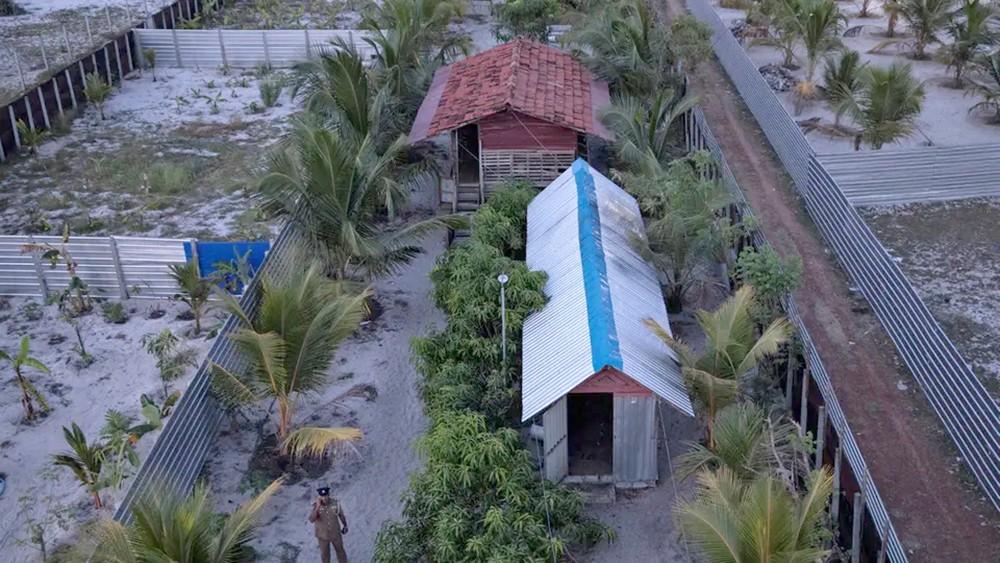 سريلانكا تكتشف معسكراً.. هنا تدرب إرهابيو الفصح