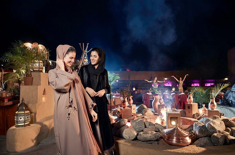 فعاليات ثقافية وتراثية وعروض خلال  الشهر الفضيل في دبي