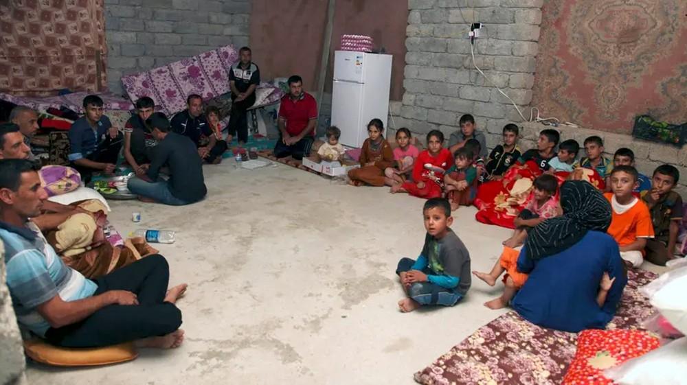 العثور على 27 أيزيدياً في مخيم الهول بسوريا