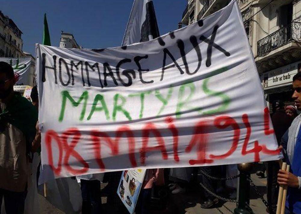 """تظاهرات الجزائر تتجدد.. """"لن نصوم عن الحراك"""""""