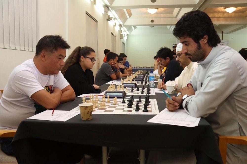 إلغاء رسوم المشاركة في بطولة المرحوم جاسم فخرو للشطرنج