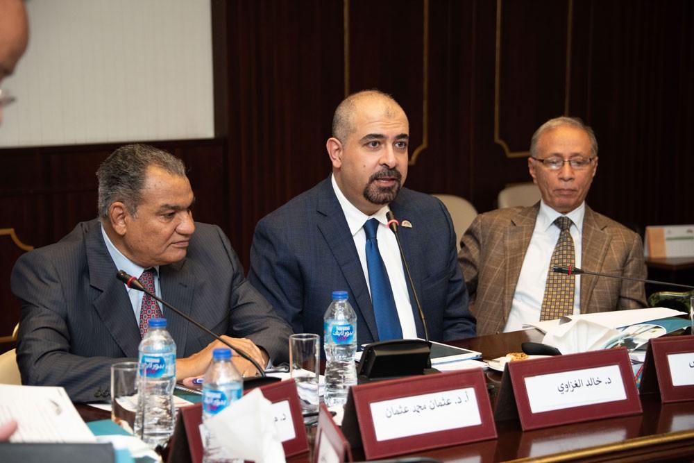 د. الغزاوي: القطاع الخاص مستفيد أساسي من التنمية المستدامة