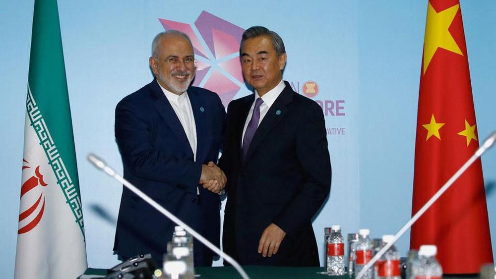 """الصين تتمسك بـ""""نووي"""" إيران.. """"يجب تنفيذه بالكامل"""""""