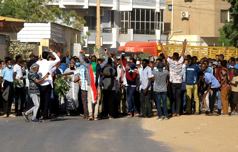 """""""الحرية والتغيير"""" تهدد بعصيان مدني في السودان"""