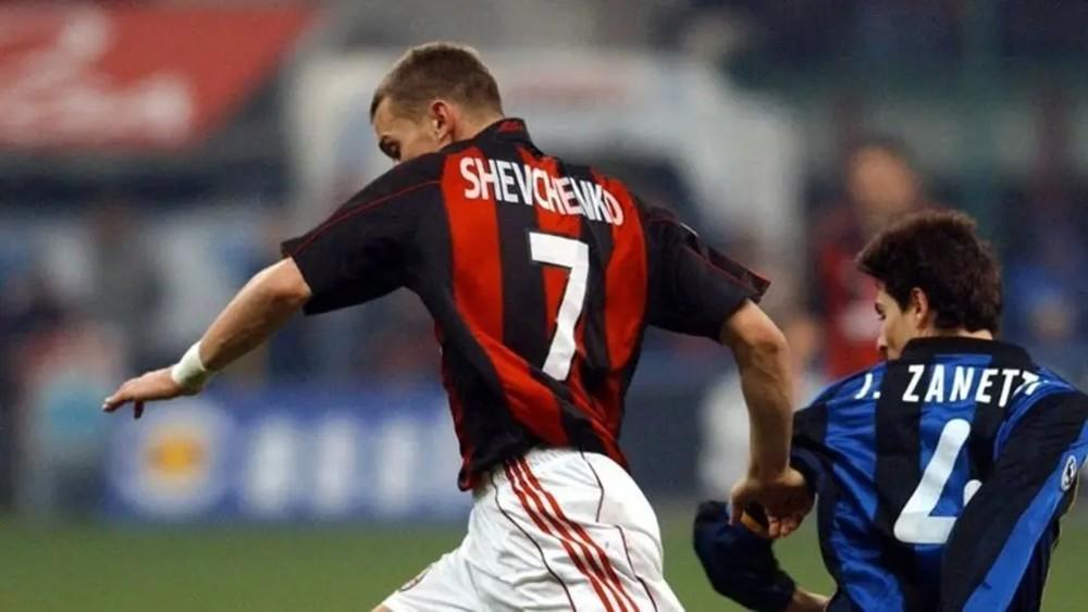 شيفشينكو يتمنى تدريب ميلان الإيطالي