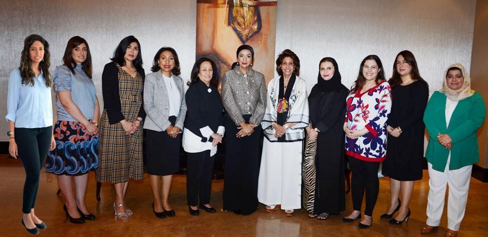 """إشهار """"المؤسسة البحرينية لريادة الأعمال"""" برئاسة فريال ناس"""