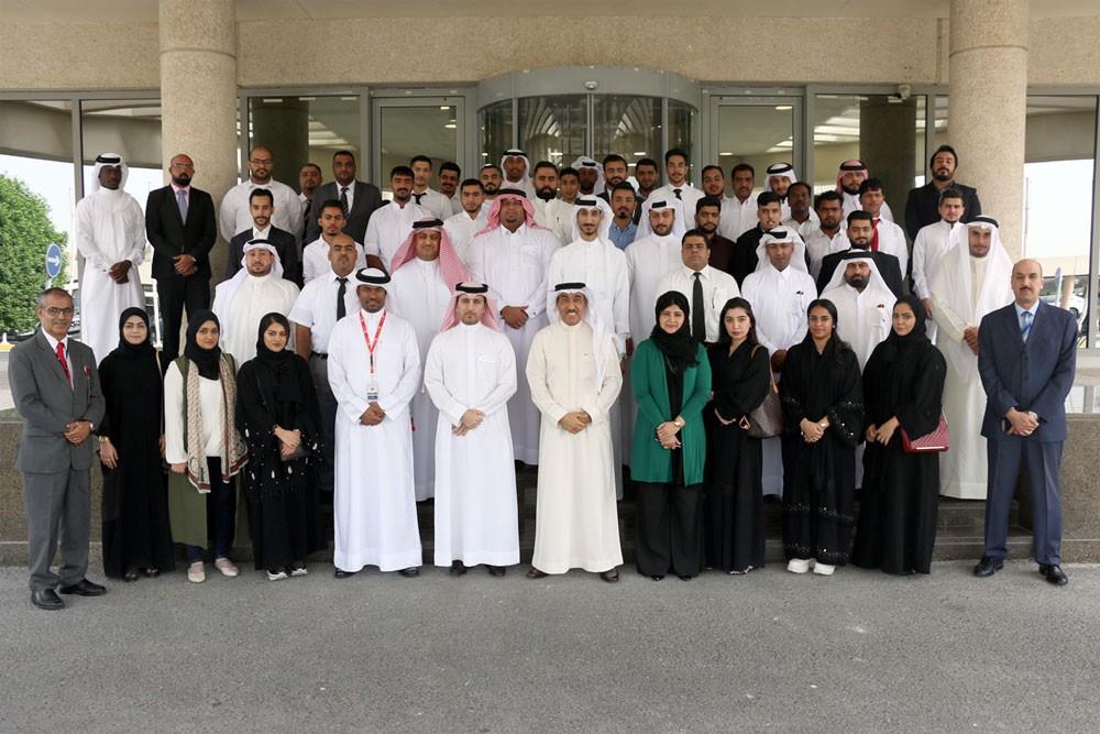 شركة خدمات مطار البحرين توظف 50 شابًا بحرينيًا