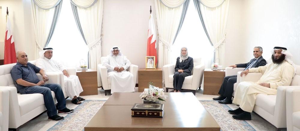 رئيسة مجلس النواب: دعم نيابي لأصحاب المهن البحرينيين
