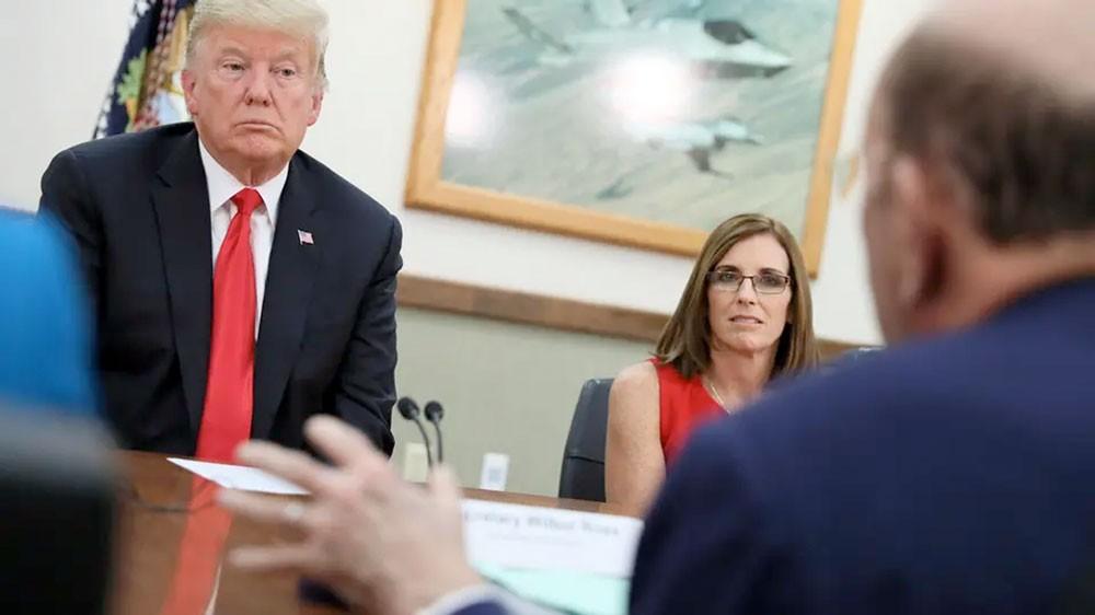 """""""إذا هاجمت إيران أميركا"""".. خطط عسكرية على طاولة ترمب"""