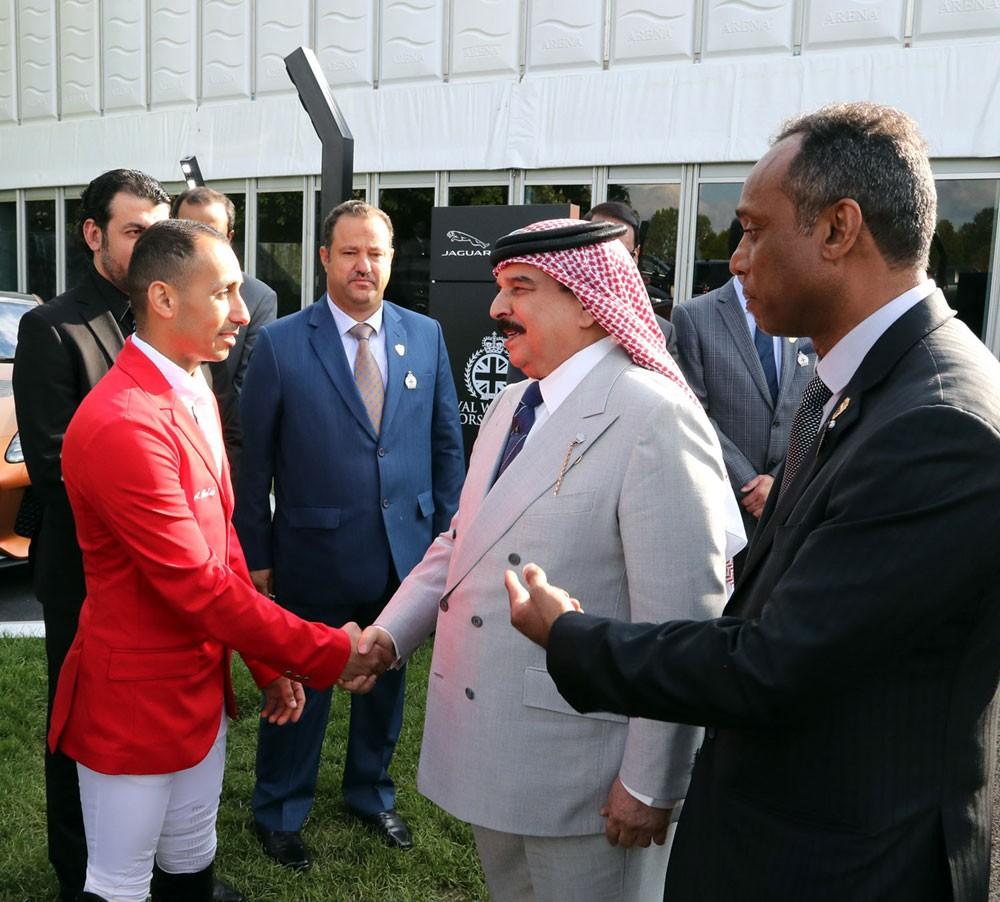 عدنان العلوي: تشريف وحضور جلالة الملك الدافع الأكبر لتحقيق أفضل النتائج