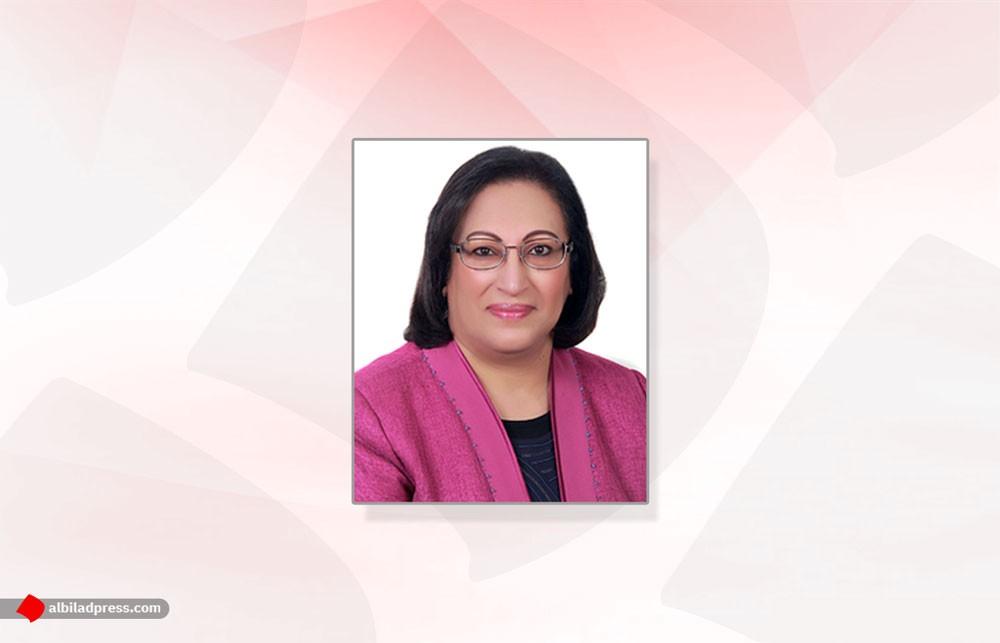 وزيرة الصحة ترفع تهانيها لسمو رئيس الوزراء على تكريمه (كقائد عالمي)