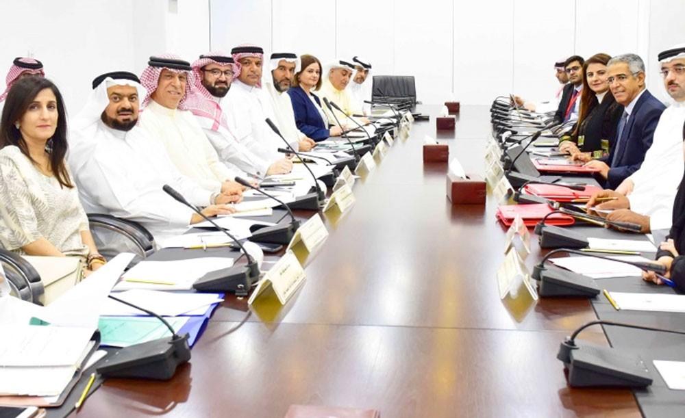 اللجنة المشتركة بين مجلس النواب وغرفة تجارة وصناعة البحرين تعقد اجتماعها الثالث
