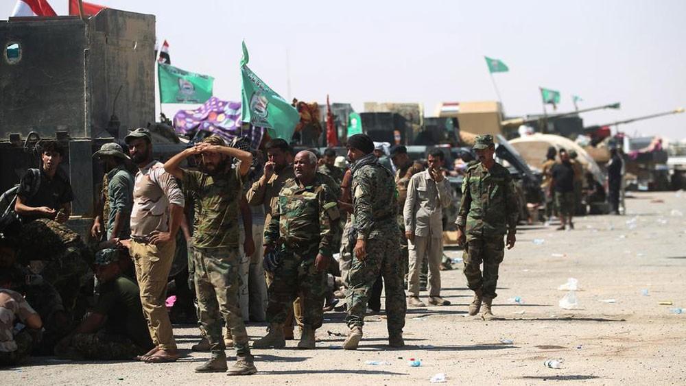 """باحث أميركي يتوقع أن تضرب واشنطن """"الحشد"""" في العراق"""