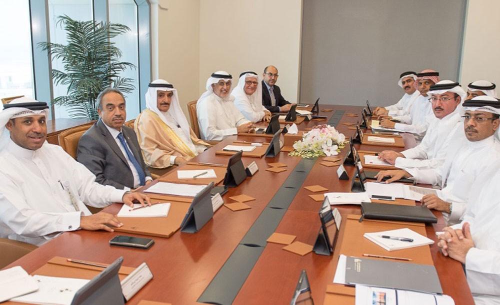 رئيس جهاز المساحة يترأس اجتماع مجلس التنظيم العقاري