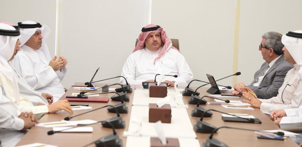 بونجمة: جهود متميزة لـ (فريق البحرين النيابي) بالأمانة العامة