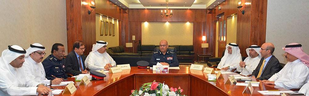 رئيس الأمن العام: الاستعداد لمواجهة أي ظرف من خلال ما لدينا من خطط للطوارئ