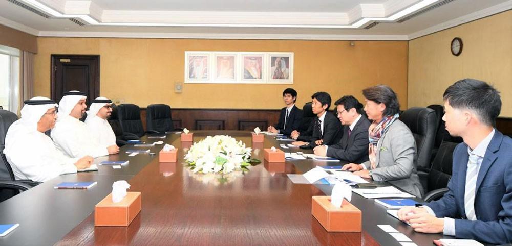 وزير المالية : مواصلة تعزيز التعاون الاقتصادي مع اليابان في مختلف القطاعات
