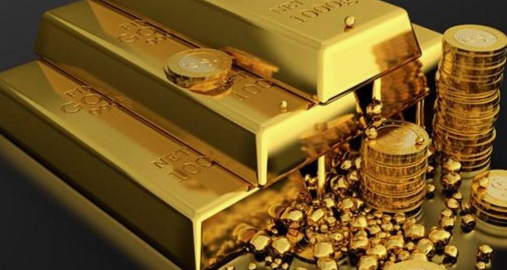 الذهب يسجل أكبر هبوط ليوم واحد