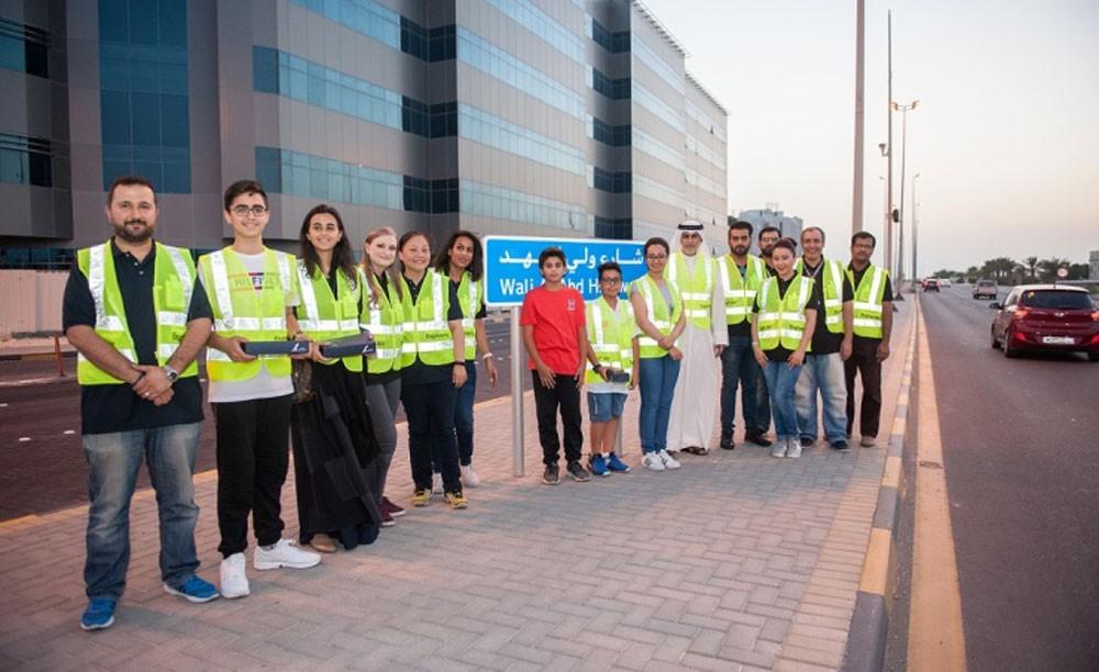 طيران الخليج تطلق مبادرتها السنوية لتوزيع علب الإفطار في رمضان