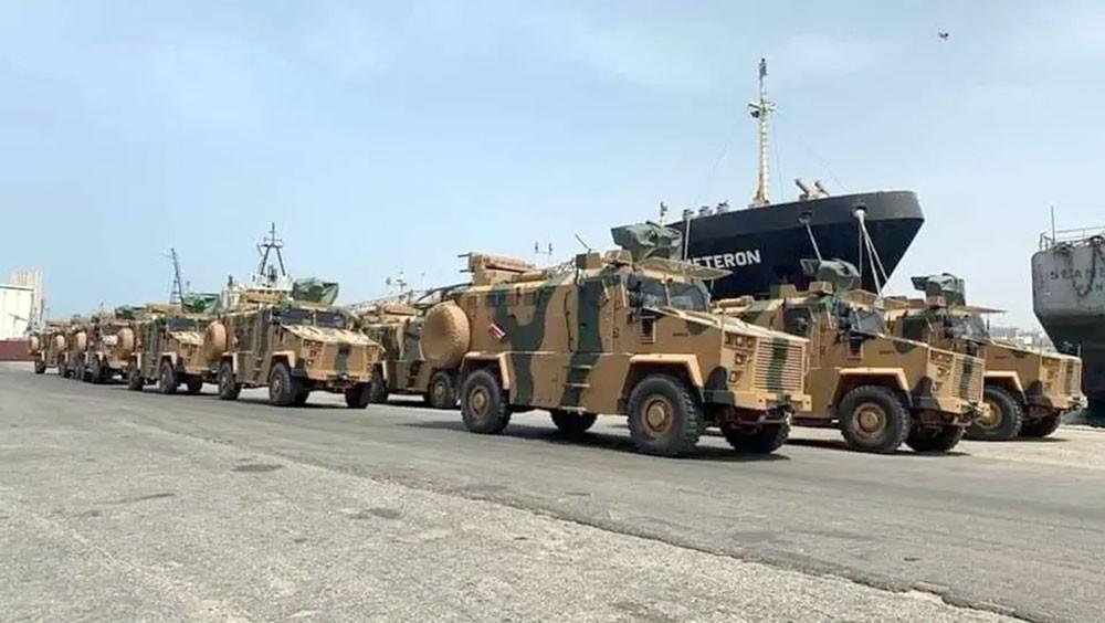 سلطات شرق ليبيا تستنكر التجاهل الدولي لجرائم تركيا بالبلاد